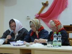 Výroční členská schůze Klubu důchodců Ludgeřovice