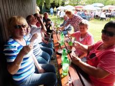 Klub důchodců Ludgeřovice přivítal léto