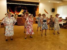 Klub důchodců Ludgeřovice vítal jaro