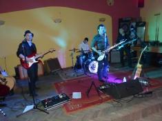 Rock and roll párty vhospodě naVrablovci 8.11. 2014