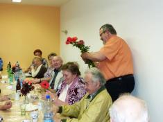 Svátek matek vKlubu důchodců Vrablovec