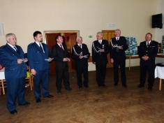 Ludgeřovičtí hasiči slavili 110.výročí založení svého spolku