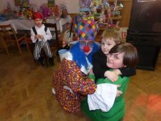 Dětský karneval SRPDŠ přizákladní škole vLudgeřovicích