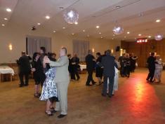 Z tradičního mysliveckého plesu