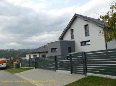 Výstavba rodinných domků vlokalitě Rybníky