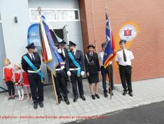 Slavnostní otevření nově rekonstruované hasičské zbrojnice 5.9. 2020